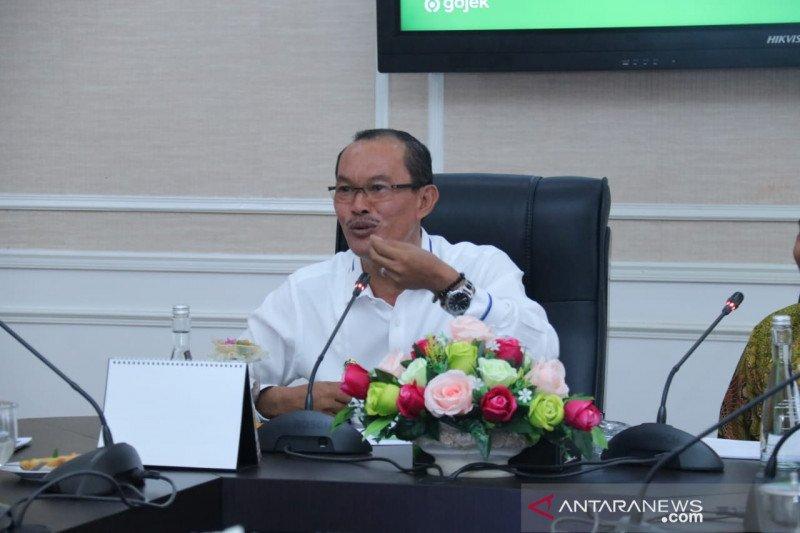 Pemkot Palembang gandeng swasta percantik  halte Trans Musi