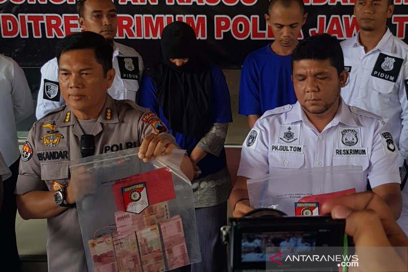 Polisi ringkus anggota komplotan pencuri brankas ATM BCA di Magelang