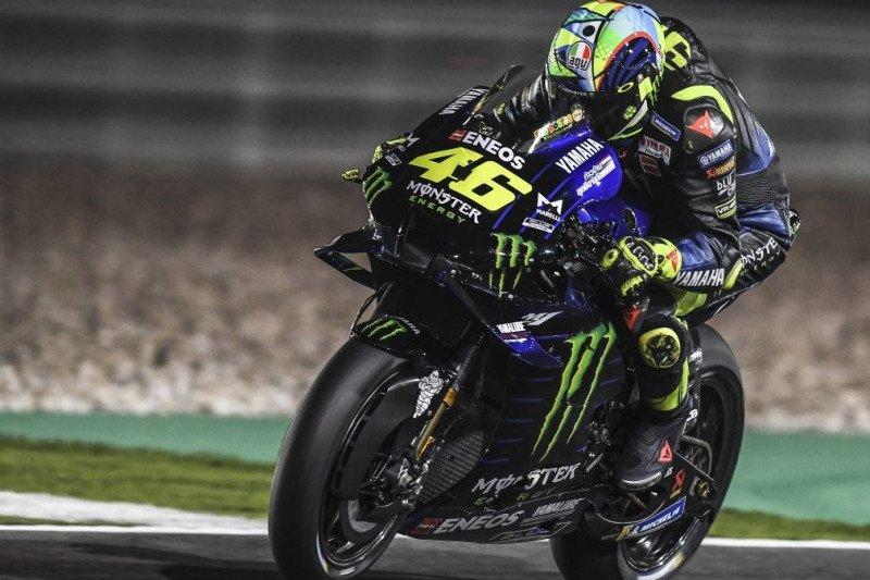 Yamaha fokus temukan race setup yang tepat pada hari kedua tes Qatar