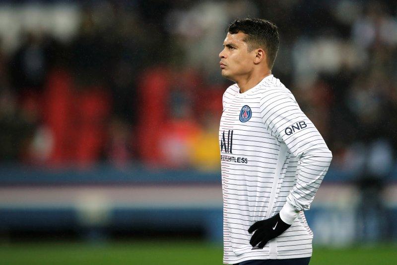 Kapten Thiago Silva dan Herrera bakal absen lama bela PSG
