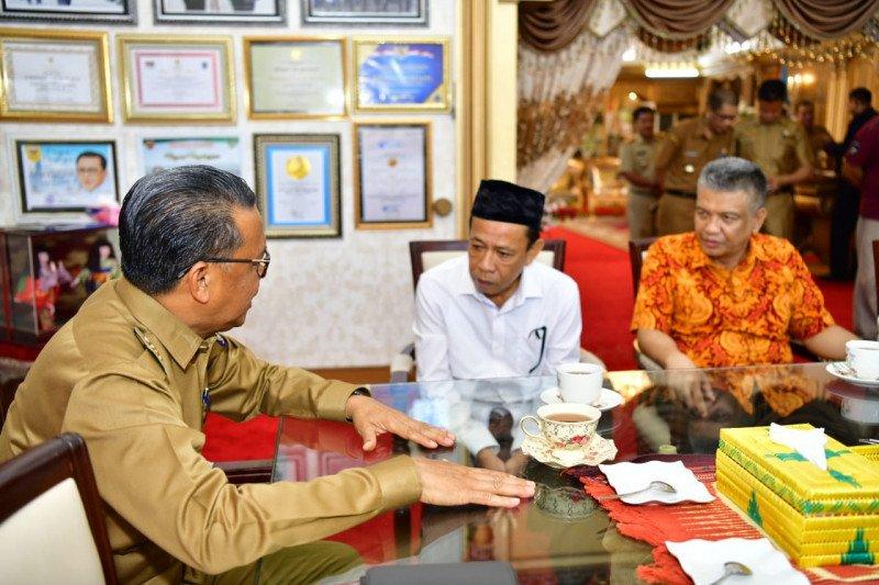 Nurdin Abdullah cabut laporan polisi di Polrestabes Makassar untuk Jumras