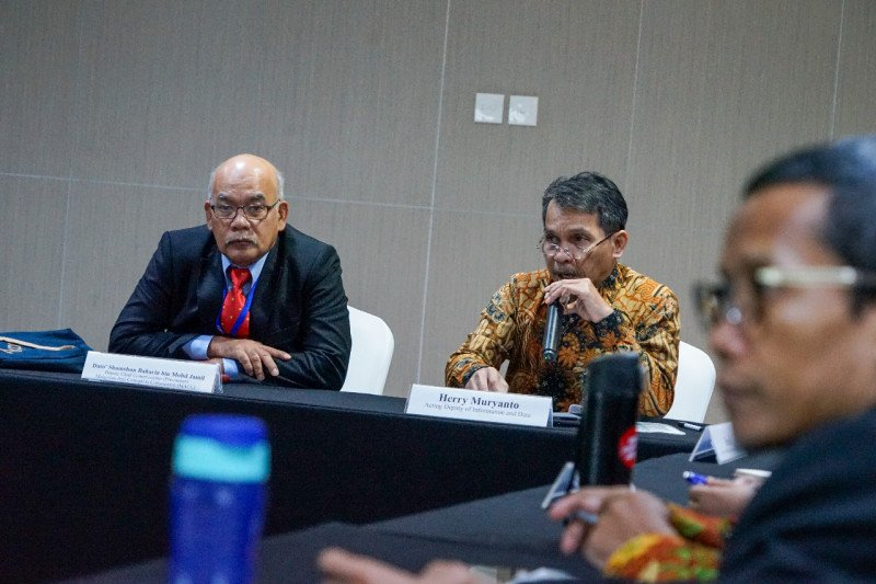 Lembaga antikorupsi Malaysia belajar ke KPK RI