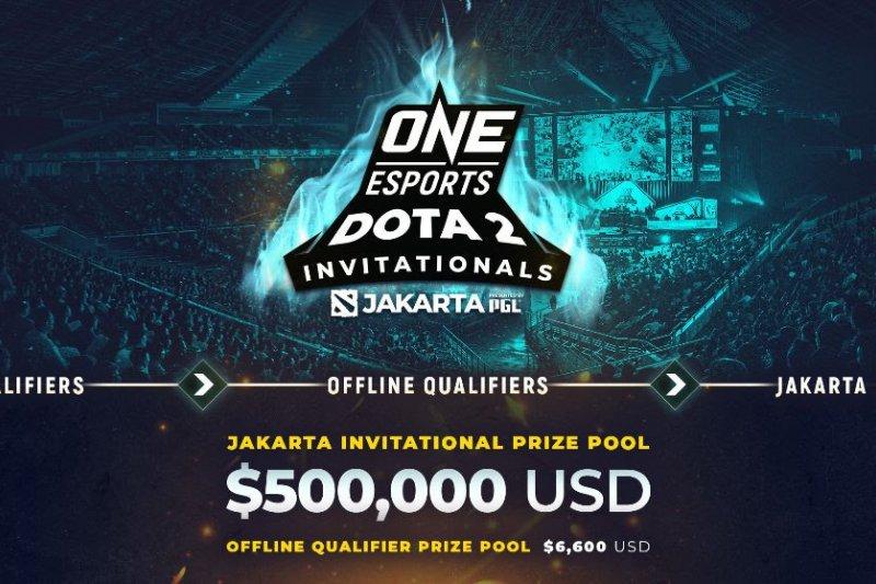 Indonesia kejar tiket final One Esports Dota  2