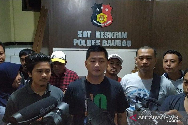 Ditangkap, terduga pelaku pembunuhan dua wanita di Baubau