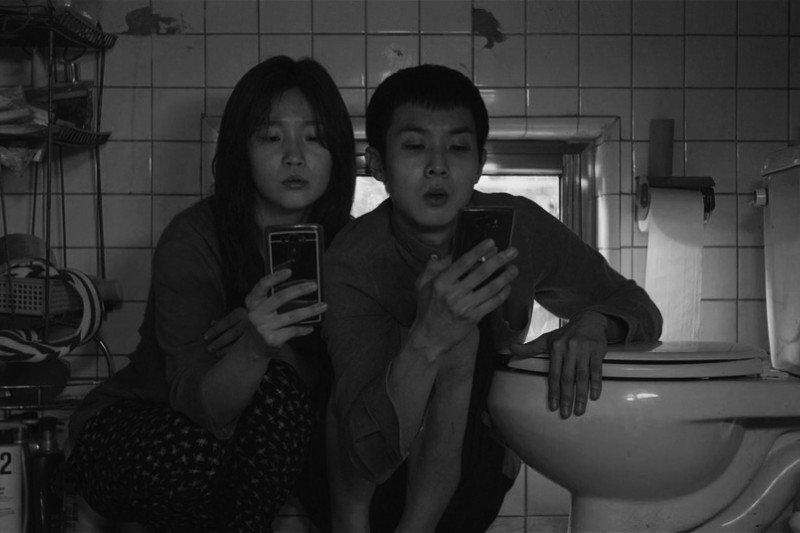 """""""Parasite"""" versi hitam-putih suguhkan pengalaman sinematik baru"""