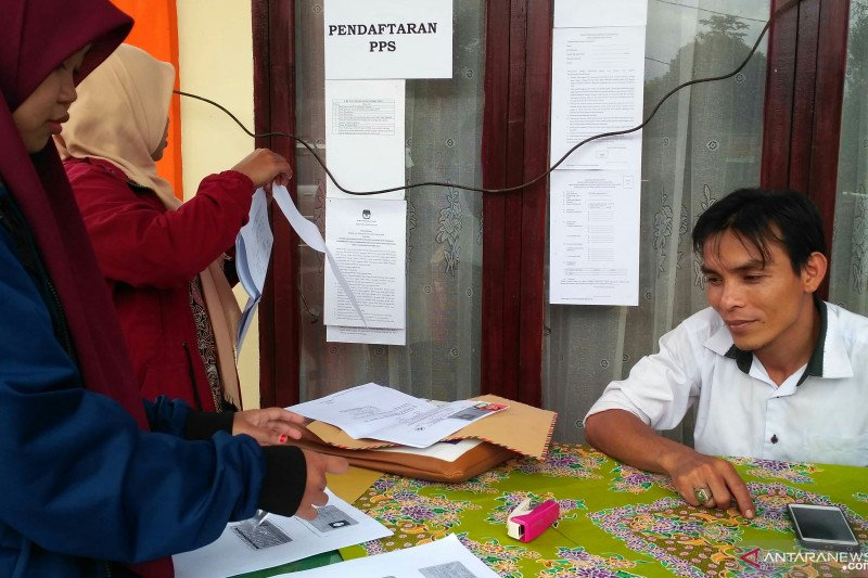 Sembilan nagari kekurangan pelamar, KPU Solok Selatan perpanjang pendaftaran PPS