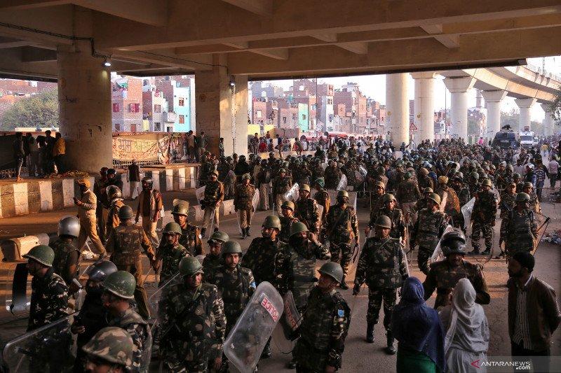 Kerusuhan kelompok Hindu dan Islam di India, 20 orang tewas