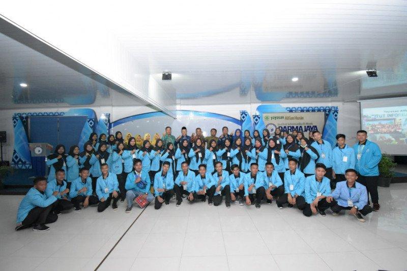 Dua SMK Negeri kunjungi IIB Darmajaya