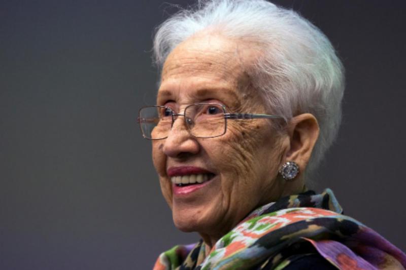 Ahli matematika Katherine Johnson wafat diusia 101 tahun