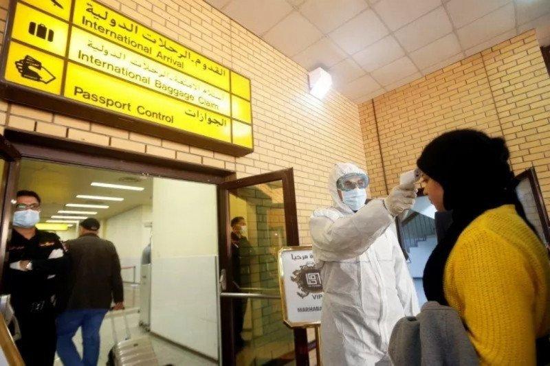 Irak larang masuk wisatawan tujuh negara