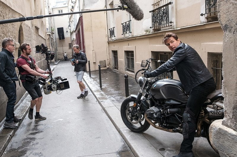 Akibat corona, syuting 'Mission Impossible: 7'