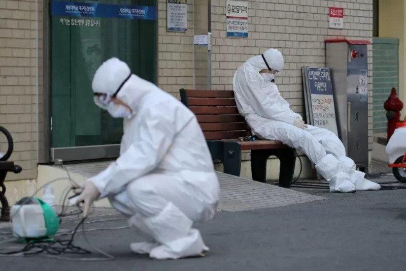 3.000-an staf medis di China terinfeksi corona