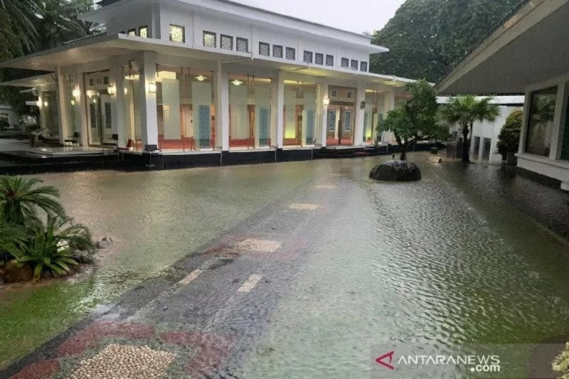 MUPR luruskan Istana tidak banjir