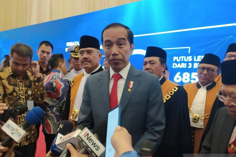 Presiden : Pemerintah perhatikan kondisi WNI di Diamond Princess