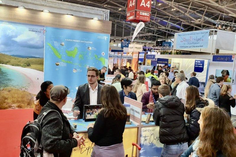 Konjen RI: Indonesia jadi tujuan wisata menarik bagi warga Jerman