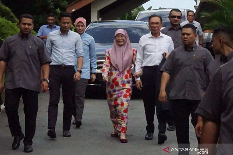 Pakatan Harapan: Anwar Ibrahim sebagai calon perdana menteri
