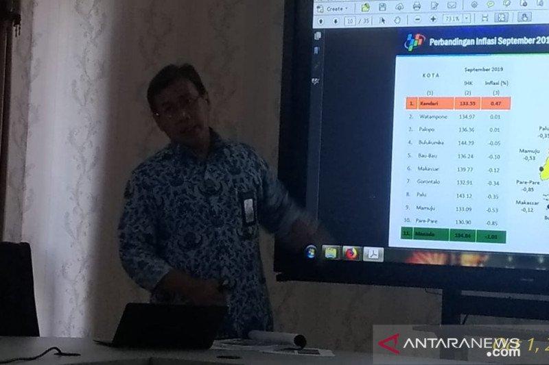 BPS mendorong masyarakat perbatasan Sulut manfaatkan SP online