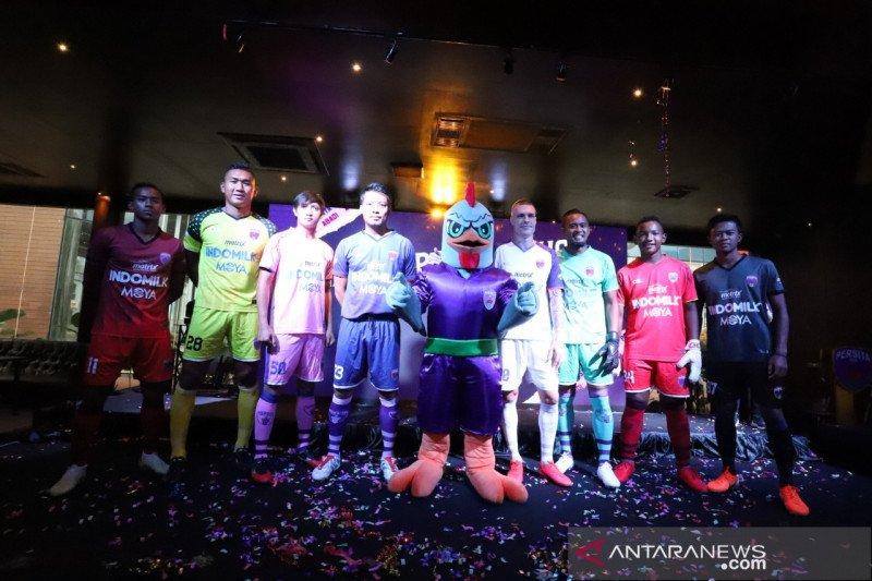 Persita Tangerang perkenalkan 27 pemain untuk Liga 1 2020