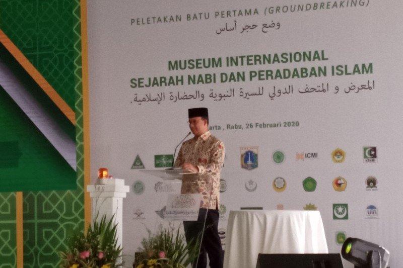 Gubernur: Jakarta tuan rumah Museum Rasulullah jadi berkah tersendiri