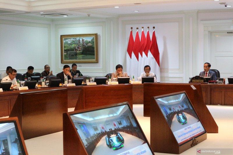 Presiden: Draf RUU Ibu Kota baru akan disampaikan ke DPR setelah reses