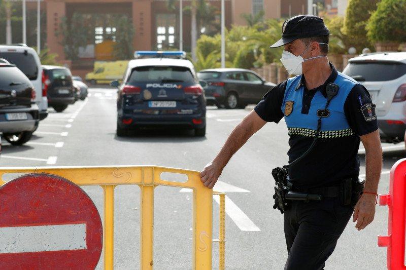 KBRI Madrid minta WNI agar patuhi aturan isolasi 15 hari di Spanyol