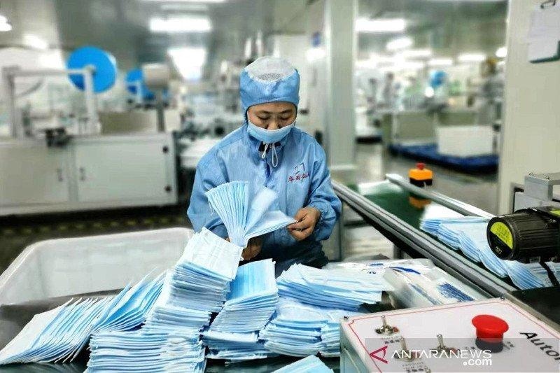 Taiwan atur ketat pembelian masker di tengah wabah corona