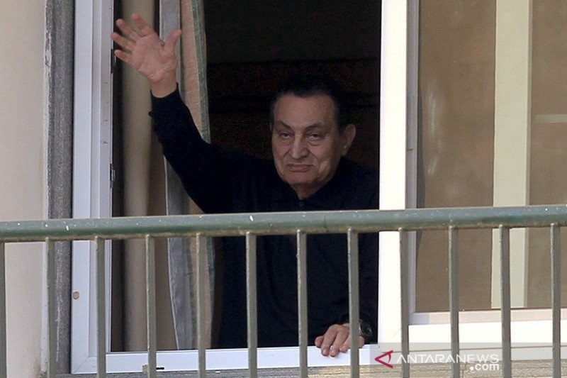 Sekjen PBB Antonio Guterres sampaikan belasungkawa atas meninggalnya Hosni Mubarak