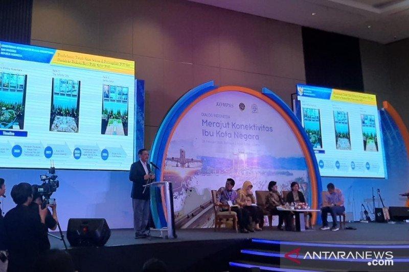 Luhut Pandjaitan : Konsep ibu kota baru Indonesia jadi sorotan dunia