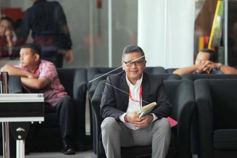 Pemeriksaan Hasto Kristiyanto