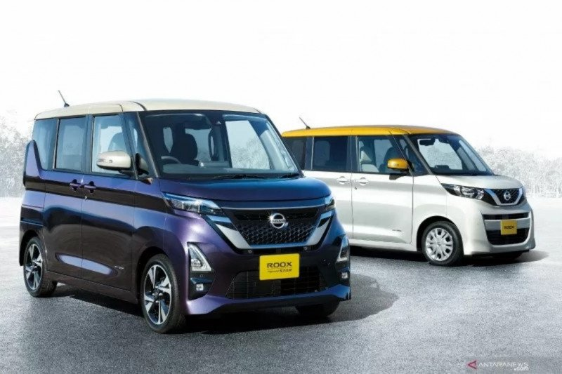 Nissan Roox, mobil mungil mulai dijual