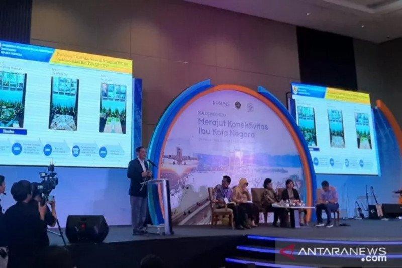 Konsep ibu kota baru Indonesia jadi sorotan dunia