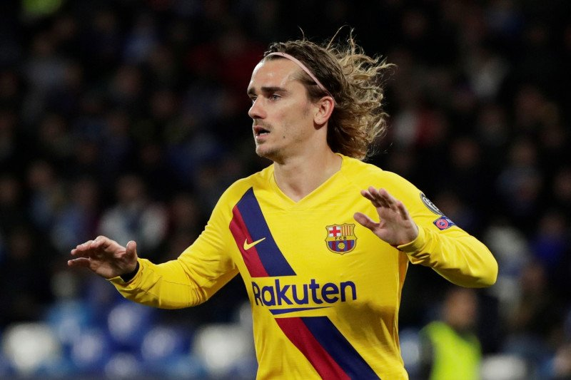 """Mati, matilah Griezmann"", kata-kata itu Atletico didenda 12 ribu euro"