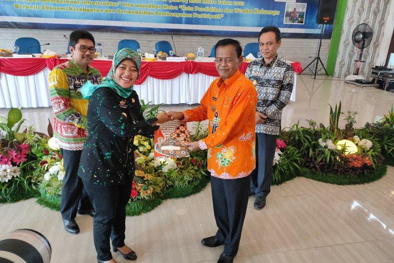 Pemprov Lampung siap berkolaborasi dengan pemuda Metro