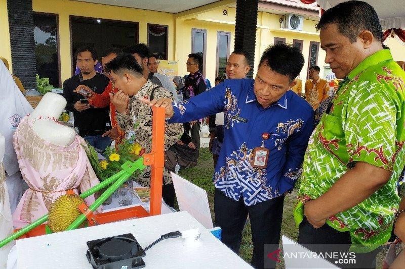 Karya peserta lomba inovasi teknologi tepat guna Kotim membuat kagum
