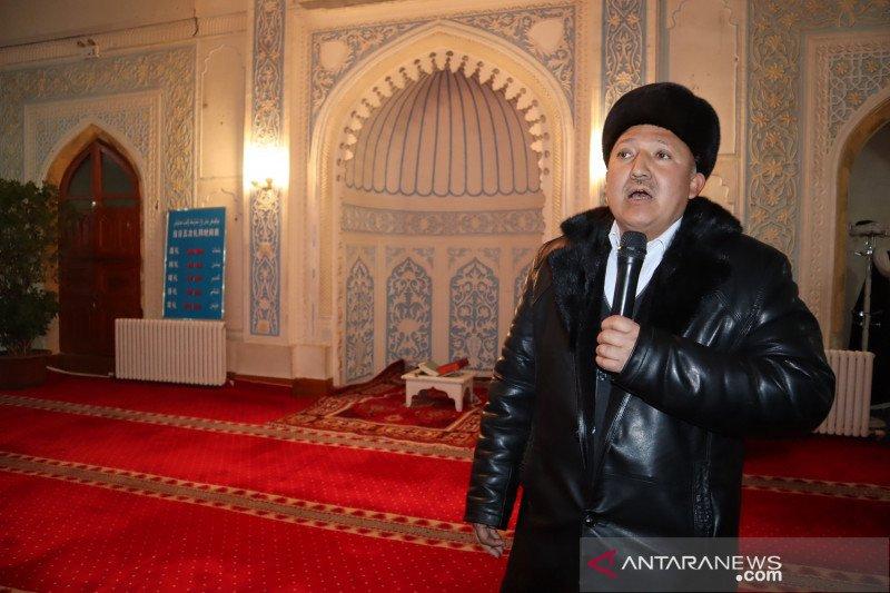 China klaim masjid di Xinjiang lebih banyak daripada di Amerika Serikat