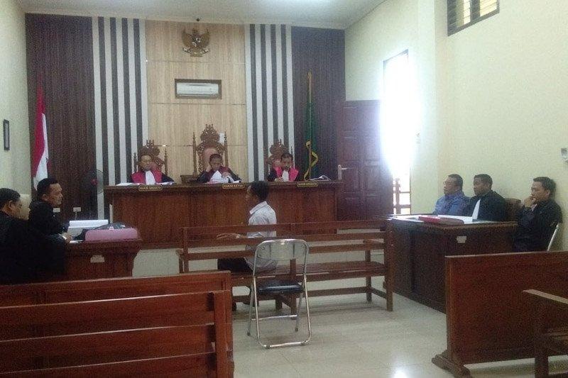 Saksi sebut pernah transfer uang senilai Rp5,4 miliar kepada terdakwa Sulaiman