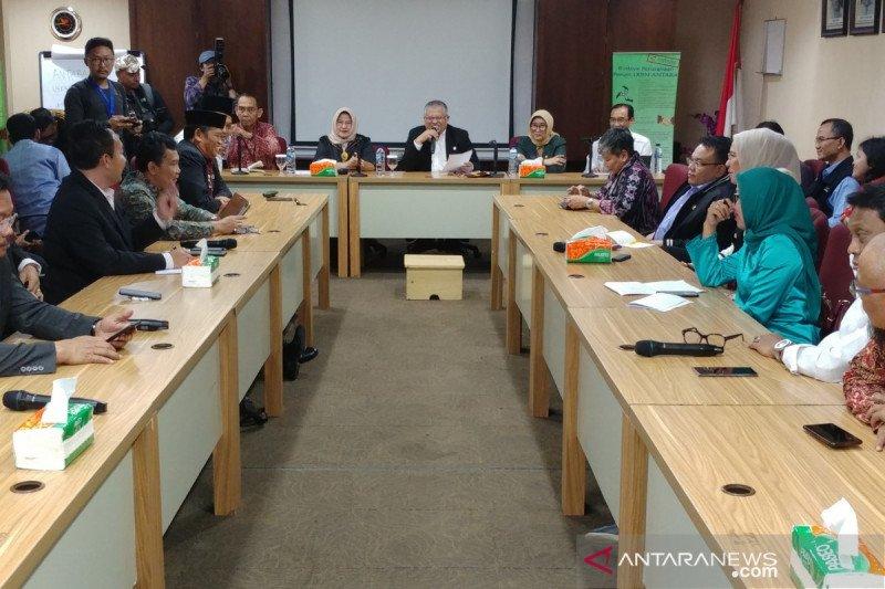 Direksi ANTARA menerima kunjungan Komisi IX DPR