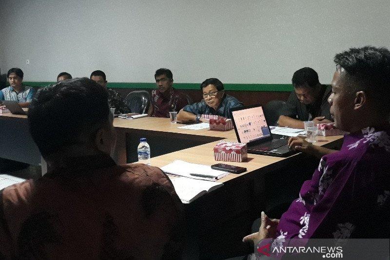 Kontrak huntara pengungsi korban tsunami di Palu segera berakhir