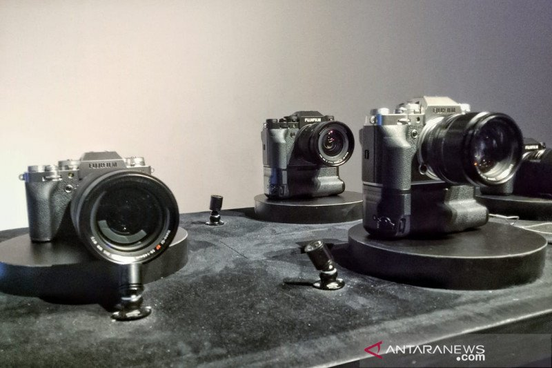 Ini fitur dan spesifikasi kamera Fujifilm X-T4