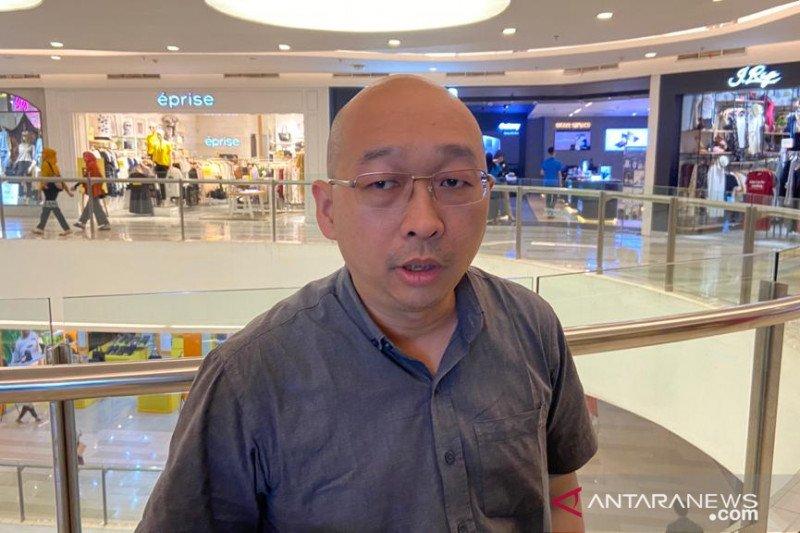 Pengunjung mal di Palembang terus meningkat, saat bisnis ritel turun