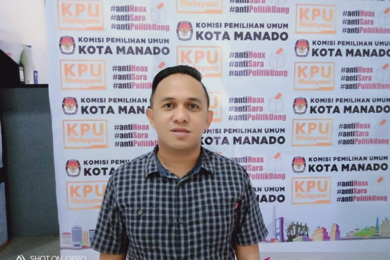 KPU Manado gandeng lembaga pendidikan-pegiat pemilu jika kekurangan PPS