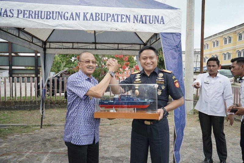 BC Kepri dorong insentif fiskal untuk ekspor perikanan Natuna