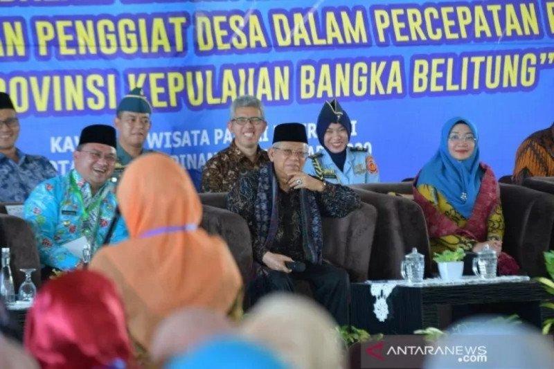 Wapres prihatin status Indonesia negara maju
