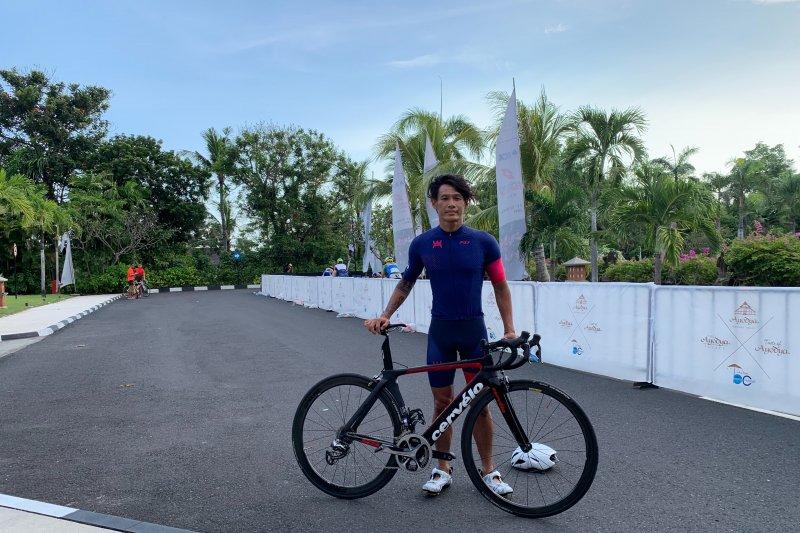 Triatlet Andy Wibowo ditunjuk sebagai duta Ironman 70.3 Lombok 2020