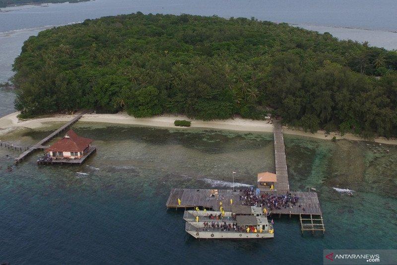 Rasa wisata di fasilitas observasi Sebaru Kecil, Kepulauan Seribu