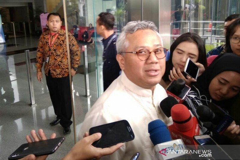 Arief Budiman: Harun Masiku pernah mendatangi KPU sampaikan surat PAW