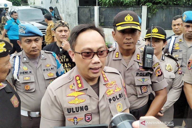 Polisi buru tahanan wanita yang kabur di Bandung
