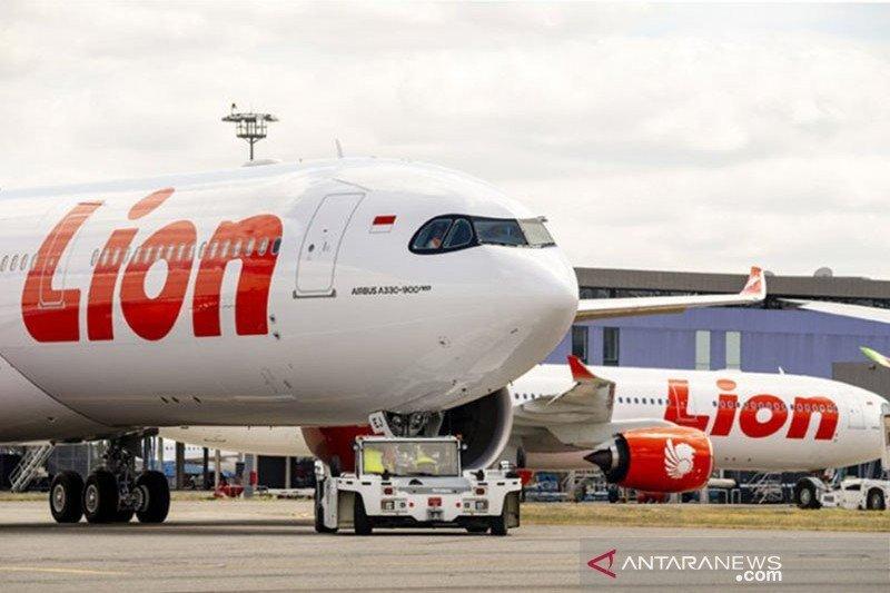 Maskapai Lion Air hentikan sementara seluruh penerbangan umrah