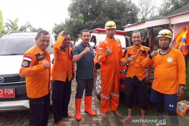 Warga terdampak banjir di Muaragembong Bekasi bersyukur bisa lalui masa kritis bencana