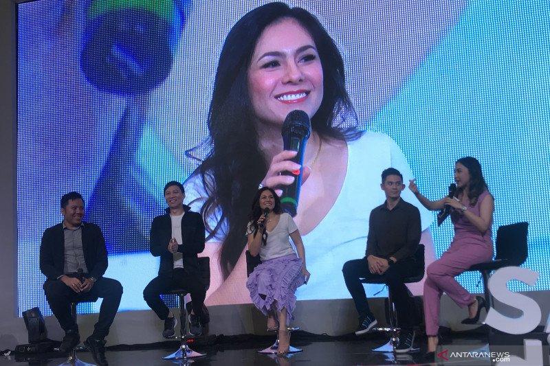 Ceritera aktris Wulan Guritno ikut main Tiktok